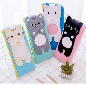 Kitten Pencil Case